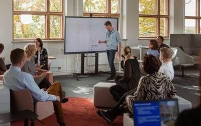 The new Helsinki Education Hub turns learning and education ideas into innovations