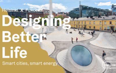 Smart energy business opportunities between Finland and Japan
