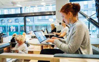 Haaga-Helian uusi yrittäjyysohjelma korkeakoulutetuille – taitoja, tukea ja verkostoja yrittäjyyteen