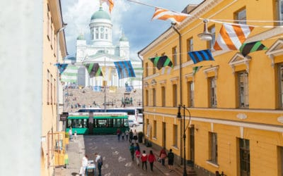 Helsinki focuses on international competitiveness with the aim of making strides in attracting foreign investments, visitors and experts as well as developing the city brand