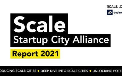 Seven out of Europe's Top 10 most valuable software companies are based in SCALE Cities